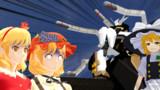 【2-1コマ】にとり…またやったのね【第9回東方ニコ童祭Exリレー漫画】