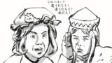【2-3コマ】このハルー!【第9回東方ニコ童祭Exリレー漫画】