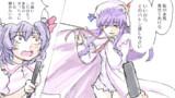 【3-1コマ】名前はポタオでOKです^^【第9回東方ニコ童祭Exリレー漫画】