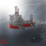 潜水調査船「なみたま号」