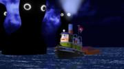 海の妖怪 海坊主