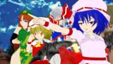 【3-2コマ】守れ!紅魔館!【第9回東方ニコ童祭Exリレー漫画】