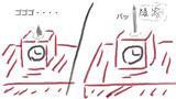 【3-3コマ】お腹すいた【第9回東方ニコ童祭Exリレー漫画】