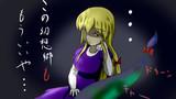 【3-4コマ】全コマ投稿疲れた【第9回東方ニコ童祭Exリレー漫画】