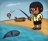 【どうぶつの森】魚釣り