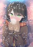 「寒いね」