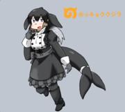 ホッキョククジラ(よその子)