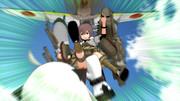 艦載機を放って突撃、これだ……!【MMD艦これ】