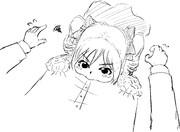 ぎゅってしがみついてくる蘭子ちゃんってめっちゃかわいいし尊いと思うんだって伝えたい…!