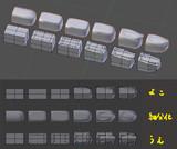 【3Dtips】爪の作り方