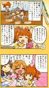 ミリシタ四コマ『Angelic Parade 2』