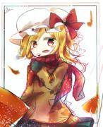秋フランちゃん!