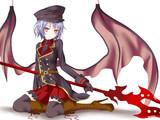 Army Scarlet