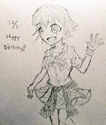 みおちゃん誕生日おめでとう!