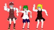 ダンスロボットダンス