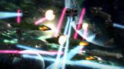 銀河帝国軍 VS 地球・ガミラス連合軍