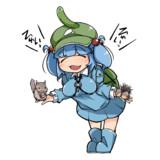 (*´﹃`*)?