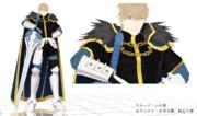 【Fate/MMD】ガウェイン【モデル配布】