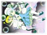 魔法少女チノ&ココア