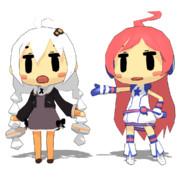 【紲星あかり】星のAHSロイド【開発コードmiki】