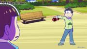 【おそ松さん】三男がコーラを振るだけ【防御GIF】