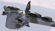 ガウ攻撃空母(西ヨーロッパ仕様)