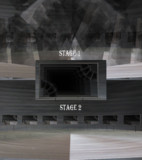Spiral Screens Stage