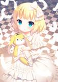 白いシャロちゃん
