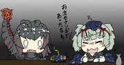 ヤシオリ反省会