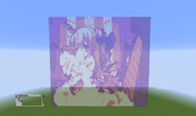 【Minecraft】マインクラフトでユニコーン