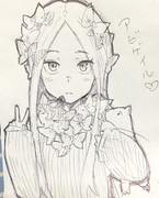 アビーちゃん(*´Д`*)