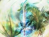 ♣RPGMV遠景素材♣竜殺しの剣/ジークフリート?