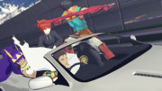 【Fate/MMD】追撃