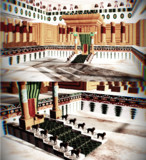 【MMD】エルサレム神殿謁見の間