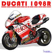 ドゥカティ 1098R