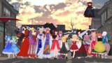 Angel Beats!×東方project 一番の宝物 ED13話