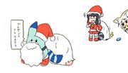 クリスマスボスなのだ!
