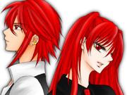 Ash と Sakura