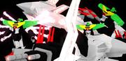 【MMD】アベルの残せし災い 更新【GGG】