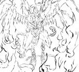 真紅眼の不死竜