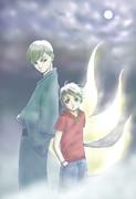 妖狐と少年