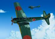 陸軍 中島 一式戦闘機 隼II型