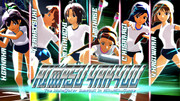 【MMD静画で】POWER【野球】