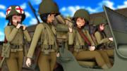 陸軍歩兵's