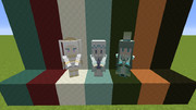 【littleMaidMob】UB擬人化(ムーン組+α)【Minecraft ポケ擬】