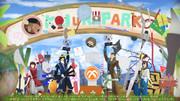 武器祭!【第六回MMDBASARA戦闘祭Ex】
