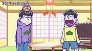 【おそ松さん】三男がコーラを振るだけ【動画説明用キャラ2人】