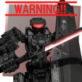AD-00_BASIS『WARNING!!』~スタンプっぽい何か~