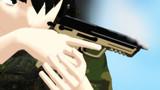 【配布】HK45T【MMD銃器】