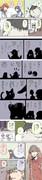 艦これ漫画『猫の目』